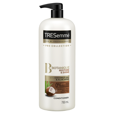 Tresemme Pro Collection Botanique Restore & Shine Conditioner 750ml