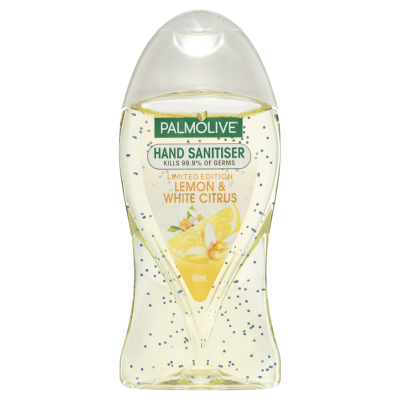 Palmolive Lemon & White Citrus Hand Sanitize 48ml