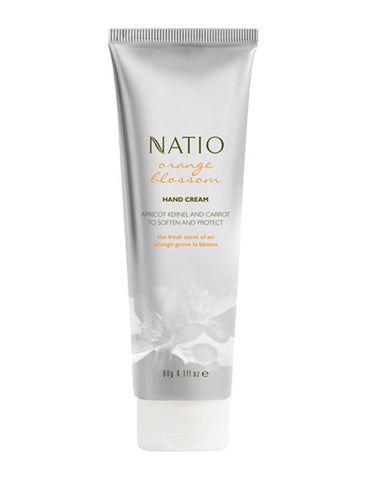 Natio Orange Blossom Hand Cream, 90g