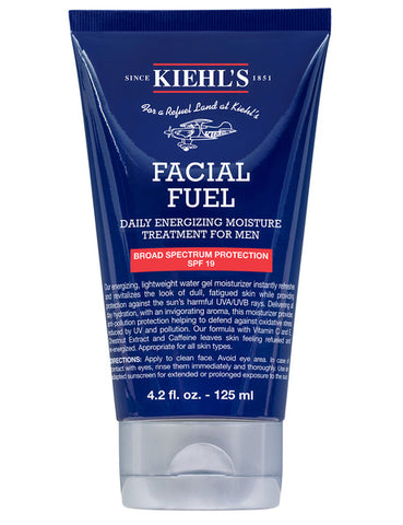 Kiehls Facial Fuel Daily Energizing Moisture Treatment for Men SPF20 125ML