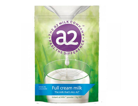 A2 Milk Instant Full Cream Milk Powder 1kg
