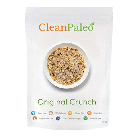 Clean Paleo Breakfast Cereal Original Crunch 350g