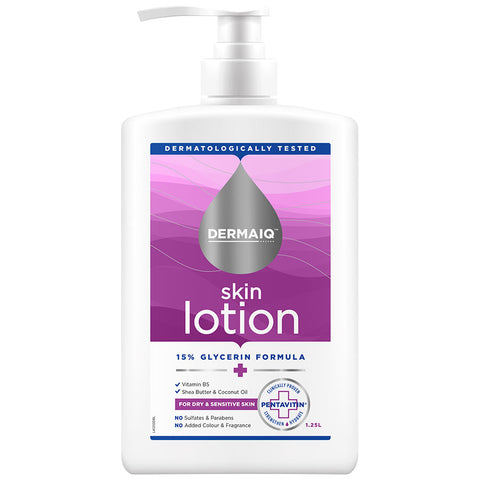 Dermaiq Body Lotion 1.25l