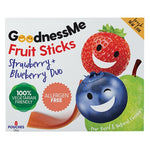 Goodness Me Fruit Sticks Strawberry & Blueberry 136g 8pk