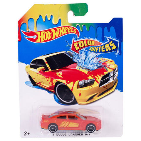 Hot Wheels Vehicles Basic Car Colour Change assorted