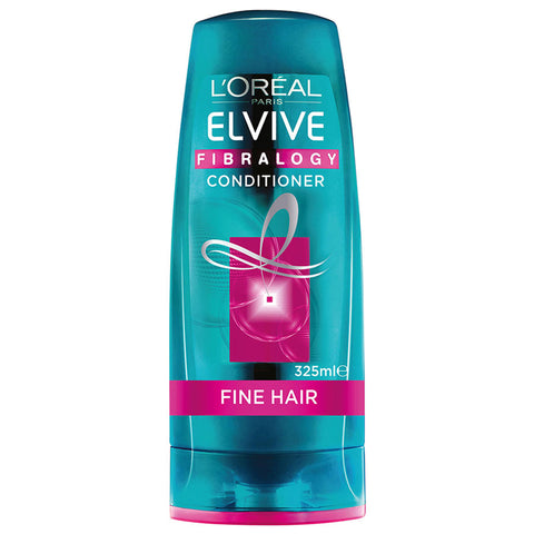 Loreal Elvive Fibrology Conditioner For Fine Hair 325ml