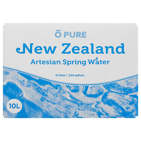 O Pure Water Spring box 10l