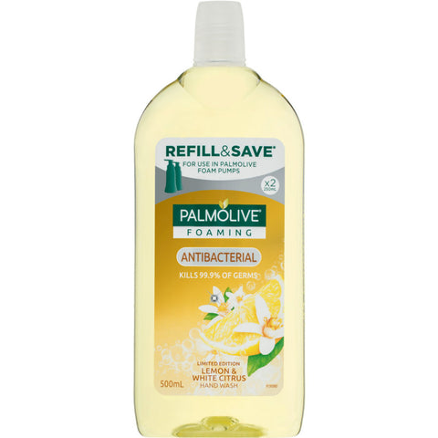 Palmolive Foaming Hand Wash Limited Edition refill 500ml