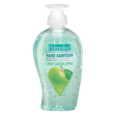 Palmolive Hand Sanitiser Crisp Green Apple pump 250ml