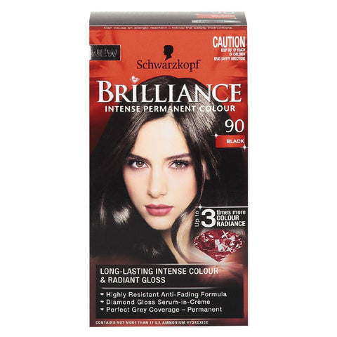Schwarzkopf Brilliance 90 Black