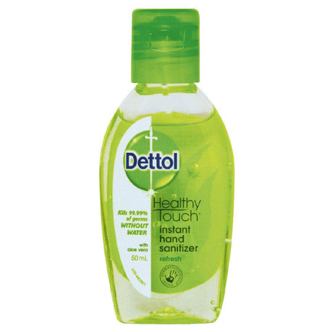 Dettol Refresh Instant Hand Sanitizer 50ml