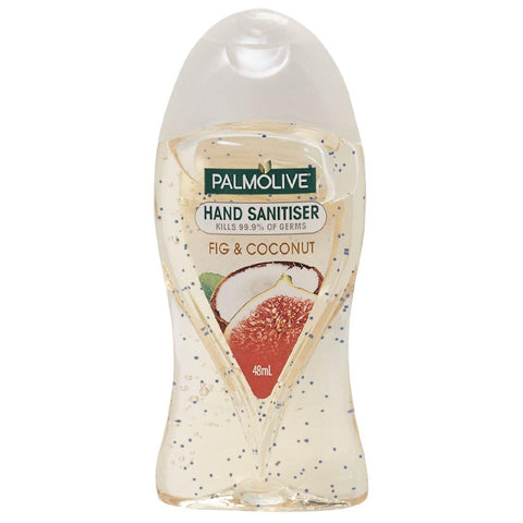 Palmolive Hand Sanitiser Fig & Coconut 48ml