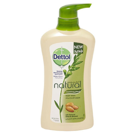 Dettol Body Wash Natural 500ml