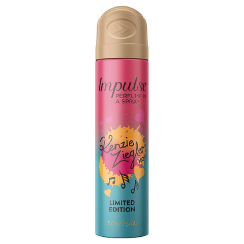 Impulse Body Spray Kenzie Ziegler 57g