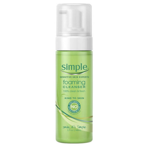 Simple Facial Cleanser Foaming Wash 150ml