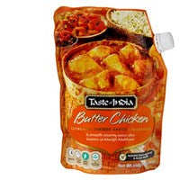 Taste Of India Indian Butter Chicken Simmer Sauce pouch 450g