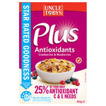 Uncle Tobys Plus Cereal Antioxidant 435g