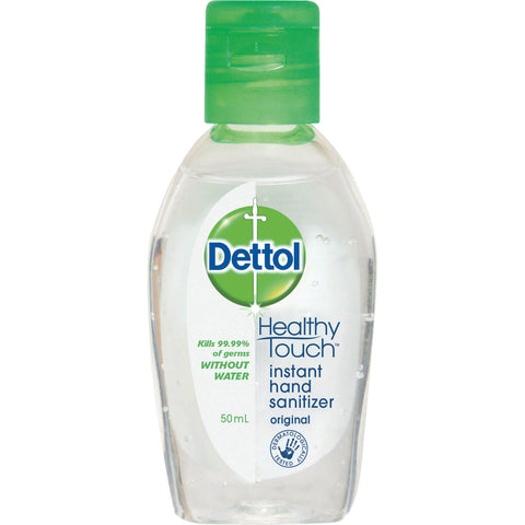 Dettol Healthy Touch Instant Hand Sanitizer 50ml