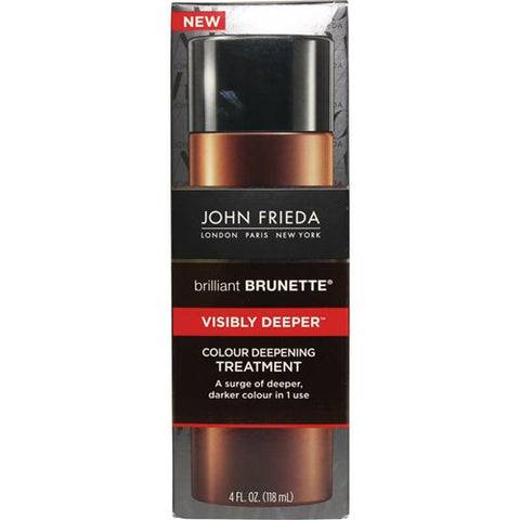 John Frieda Brilliant Brunette Visibly Deeper Treatment 177ml