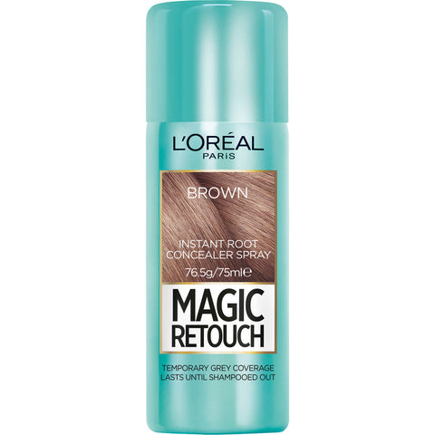 L'Oréal Paris Magic Retouch Brown Root Concealer Spray 76.5g