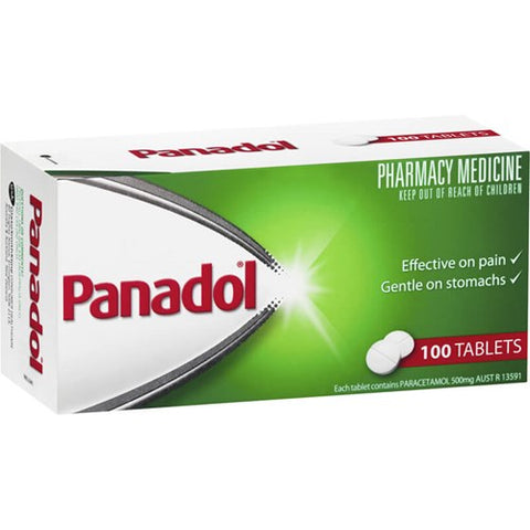 Panadol Tablets 100s