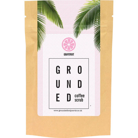 Grounded Coffee Scrub - Grapefruit