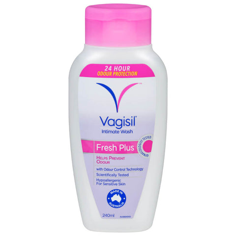 Vagisil Intimate Hygiene Fresh Wash Plus 240ml