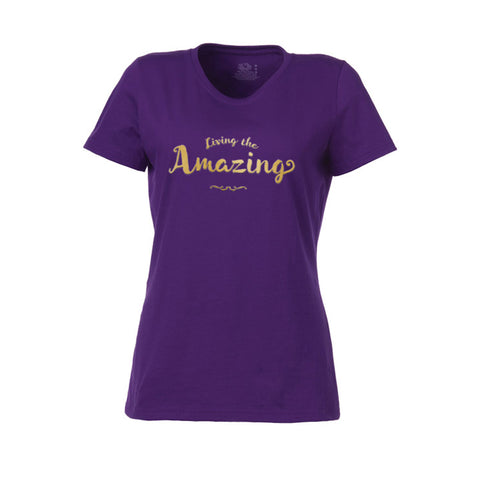 Girl's Living the Amazing T-Shirt