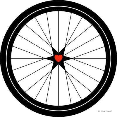 Bicycle Love Collection