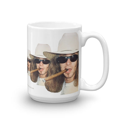 Image of The Three Dons Mug - 15oz. SIZE OPTION by Art Love Friend.