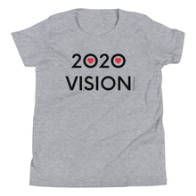 2020 VISION - Youth Short Sleeve T-Shirt - MULTI COLOR OPTIONS