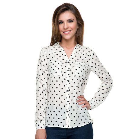 BLUSA CASUAL MUJER HOLLY LAND M