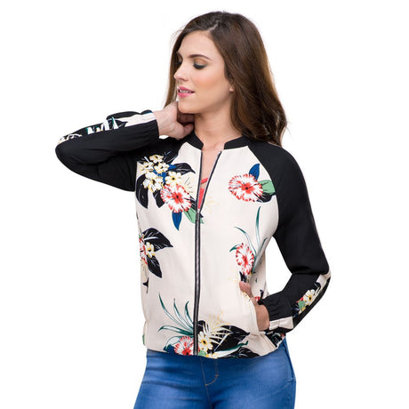 CHAMARRA CASUAL MUJER HOLLY LAND MB01