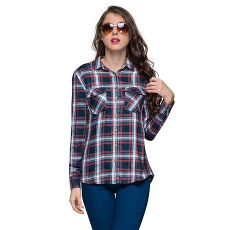 BLUSA CASUAL HOLLY LAND DR