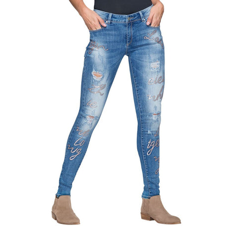 JEANS CASUAL MUJER PARIS HILTON 0544