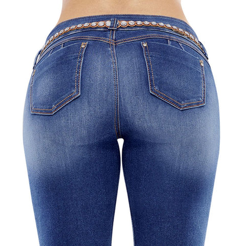 Jeans Casual Mujer