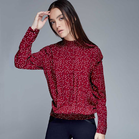 BLUSA CASUAL MUJER HOLLY LAND JE03
