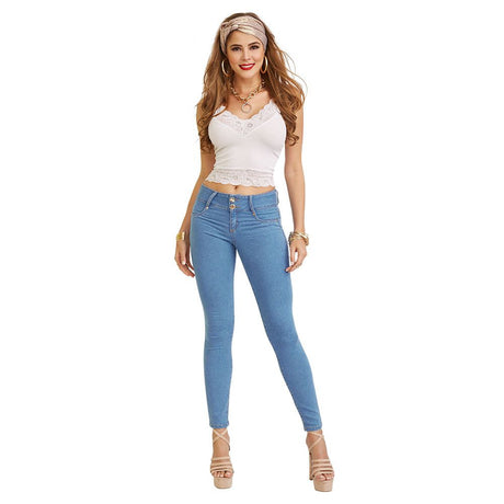 JEANS CASUAL MUJER SEVEN ELEVEN 1170