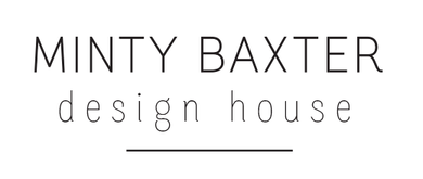 MINTY BAXTER DESIGN HOUSE