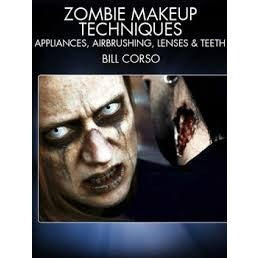 STAN WINSTON-ZOMBIE MAKEUP TECHNIQUES