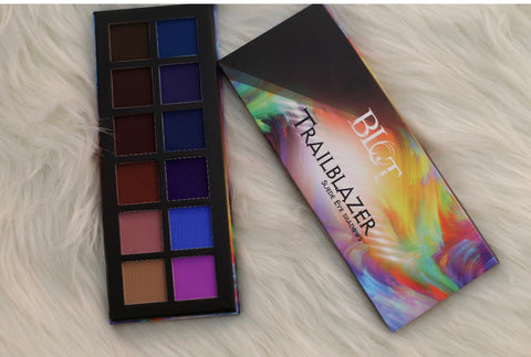Blot TrailBlazer Matte Pallete