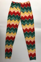 Zig Zag Color OS Legging
