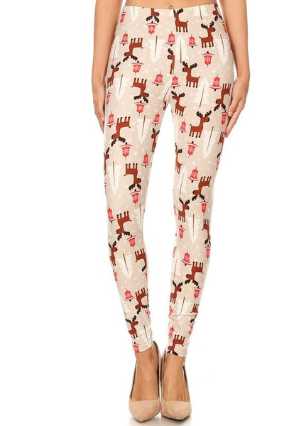 Reindeer Leggings PS