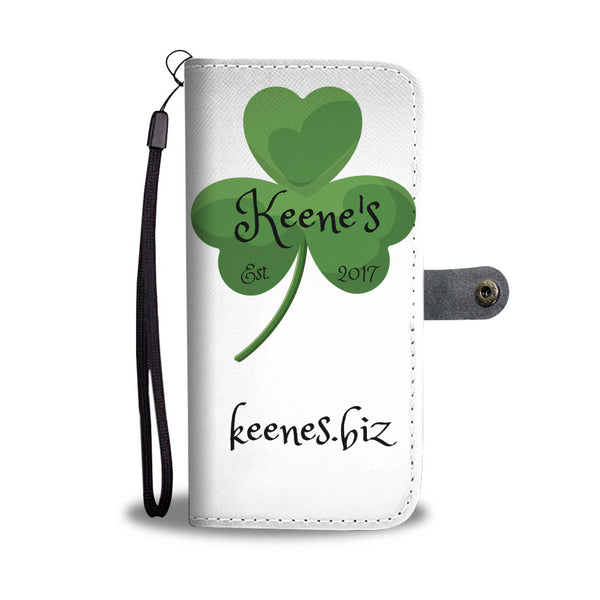 Keene's Cell Phone Case With RFID - Custom Printed By Keene's