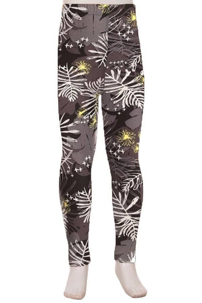 Kids Gray Leggings