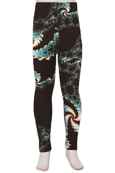 Kids Octopus Leggings