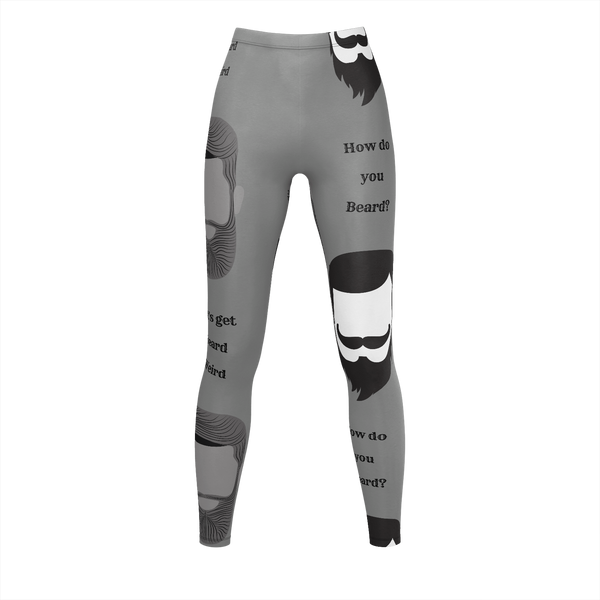 Custom Beard Weird 2x Legging