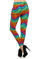 Rainbow Harem Leggings OS