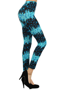 Blue OS Legging