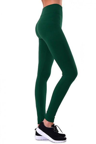Fleece Solid Hunter OS Legging